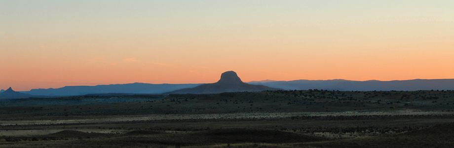 Cabezon Peak, NM