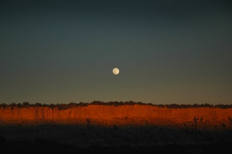 Moonrise Nageezi, NM