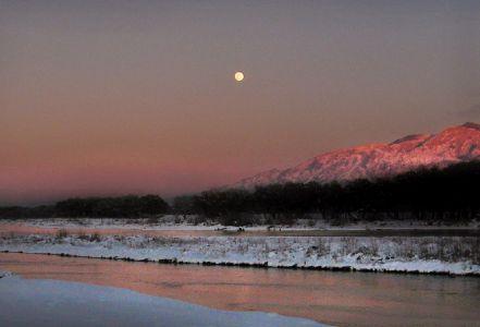 Moonrise Sandia