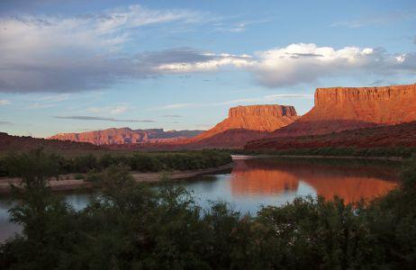 Colorado River Moab